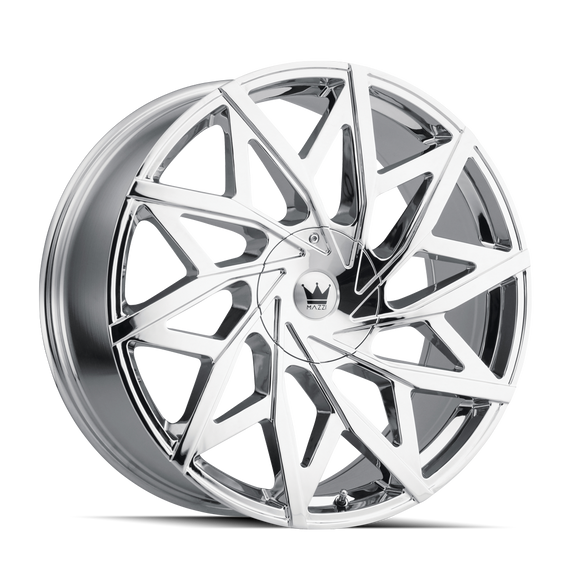 MAZZI 372-2837C BIG EASY (372) CHROME 20X8.5 6-135/6-139.7 30mm 106mm