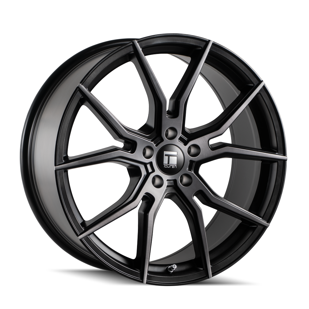 TOUREN 3501-7731SB40 TF01 (3501) BRUSHED SILVER 17X7.5 5-108 40MM 63.5MM