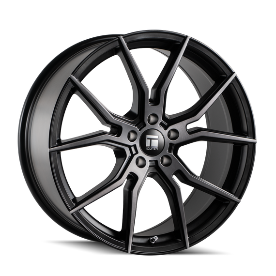 TOUREN 3501-2965SB35 TF01 (3501) BRUSHED SILVER 20X9 5-114.3 35MM 72.62MM