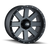ION 134-8981MG18 134 (134) MATTE GUNMETAL/BLACK BEADLOCK 18X9 8-165.1 18MM 130.8MM