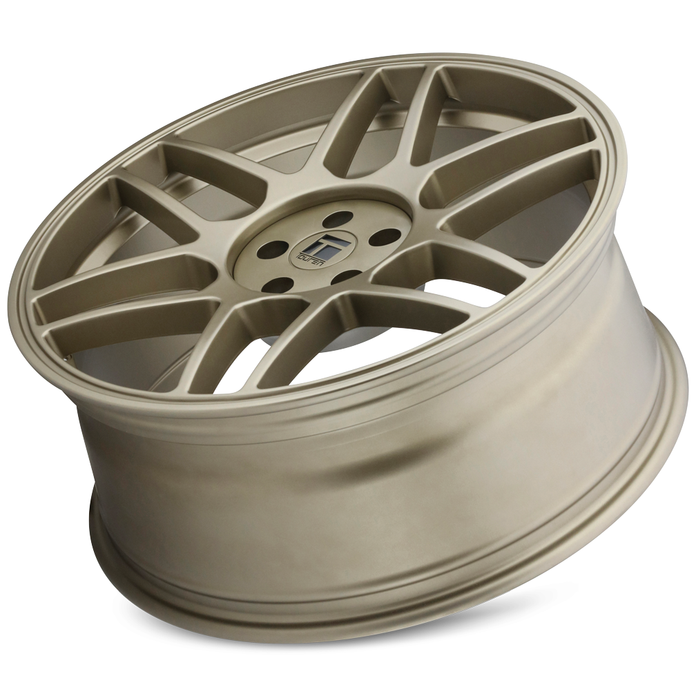 TOUREN 3274-7803MGD TR74 (3274) MATTE GOLD 17X8 5-100/5-114.3 40mm 72.6mm