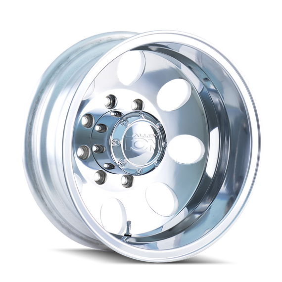 ION 167-7681RP 167 (167) POLISHED 17X6.5 8x6.5 -142MM 130.18MM