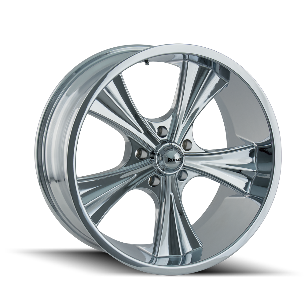 RIDLER 651-2173C 651 (651) CHROME 20X10 5-127 0MM 83.82MM