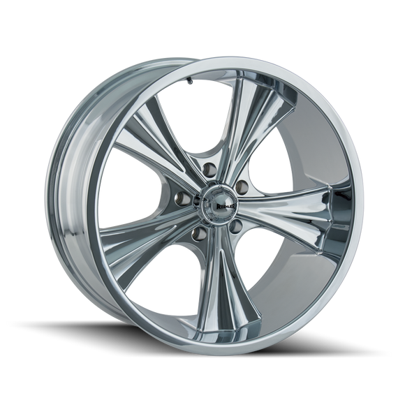 RIDLER 651-8865C 651 (651) CHROME 18X8 5-114.3 0MM 83.82MM