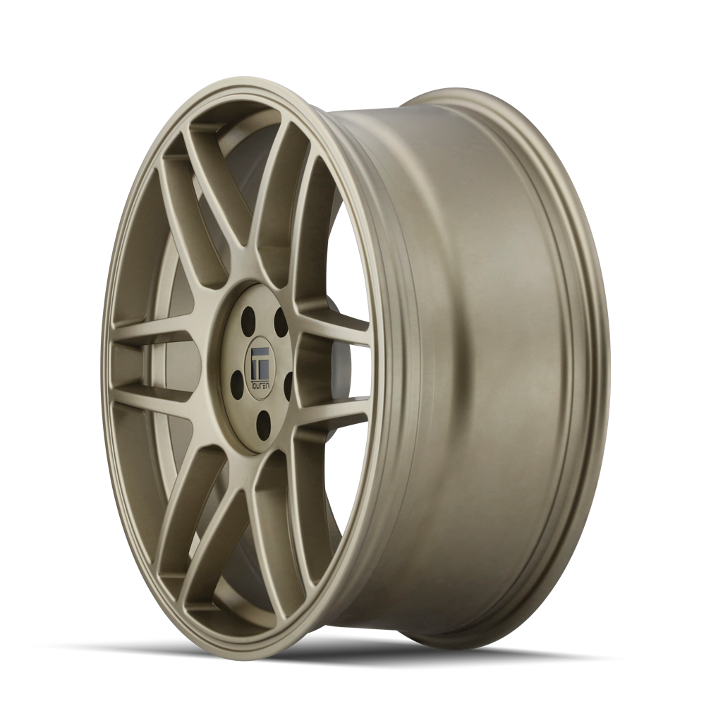 TOUREN 3274-2814MGD TR74 (3274) MATTE GOLD 20X8.5 5-108/5-114.3 35mm 72.56mm