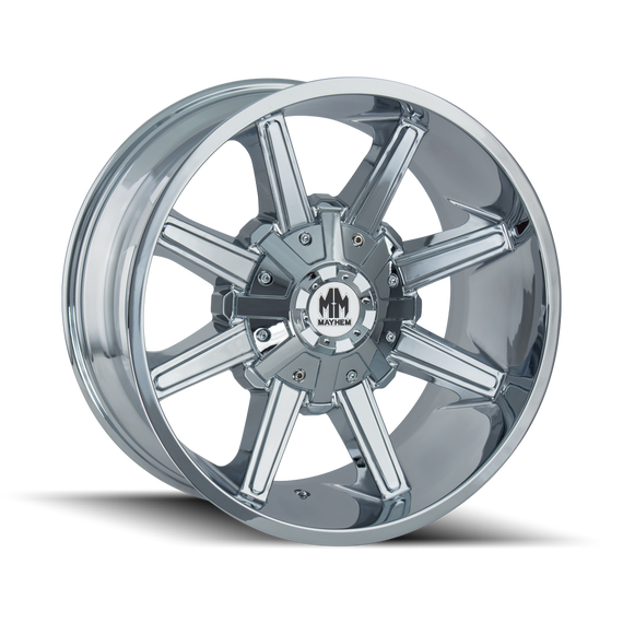 MAYHEM 8104-8997C ARSENAL (8104) CHROME 18X9 5-150/5-139.7 -12MM 110MM