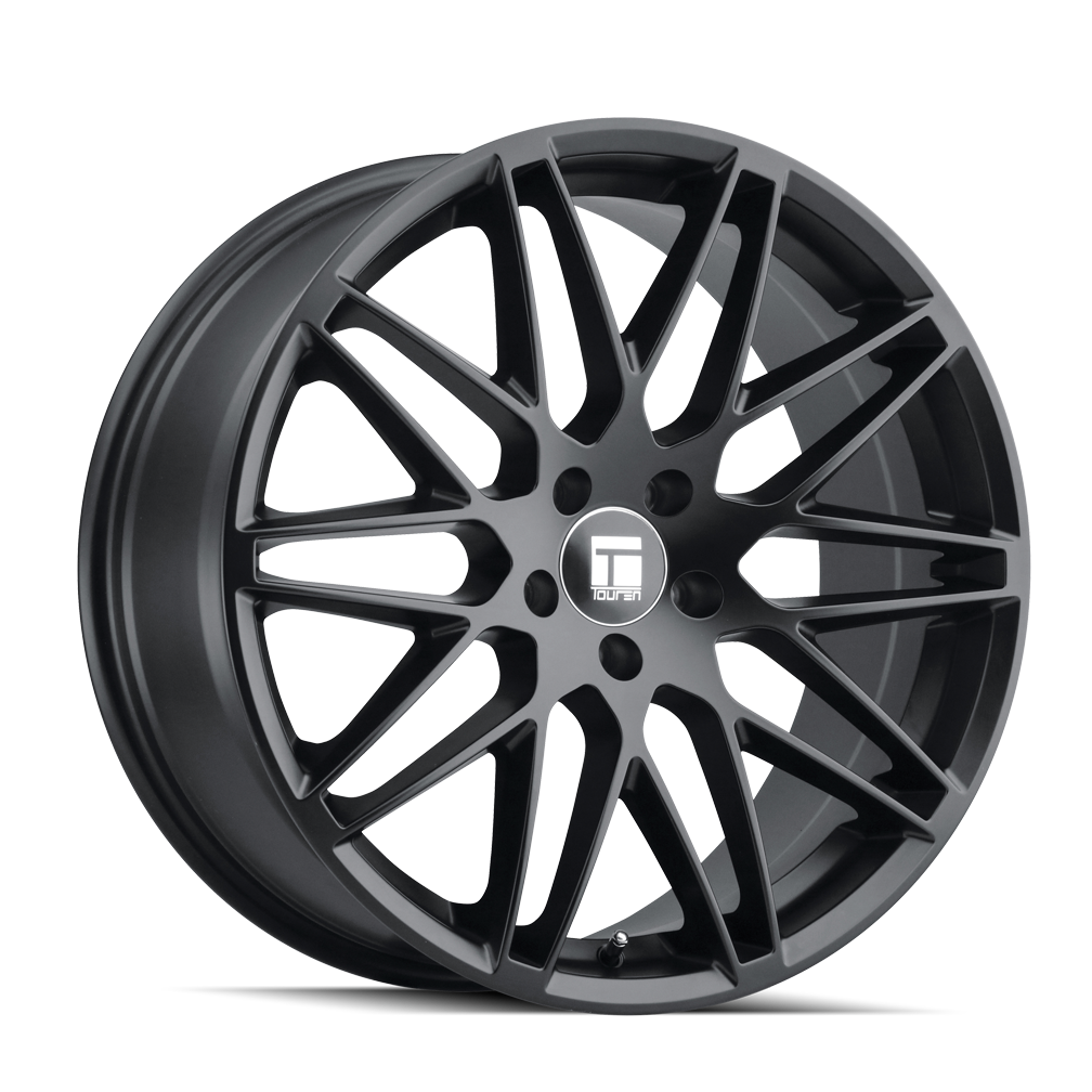 TOUREN 3275-2912MB35 TR75 (3275) MATTE BLACK 20X9 5-120 35mm 72.56mm