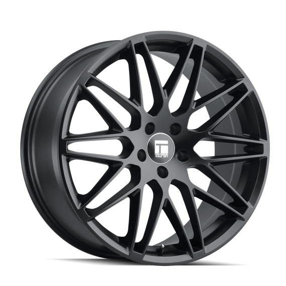 TOUREN 3275-9912MB40 TR75 (3275) MATTE BLACK 19X9.5 5-120 40mm 72.56mm