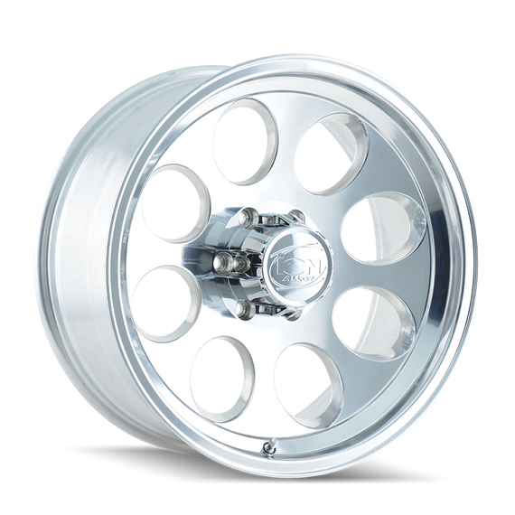 ION 171-7970P 171 (171) POLISHED 17X9 8-170 0MM 130.8MM