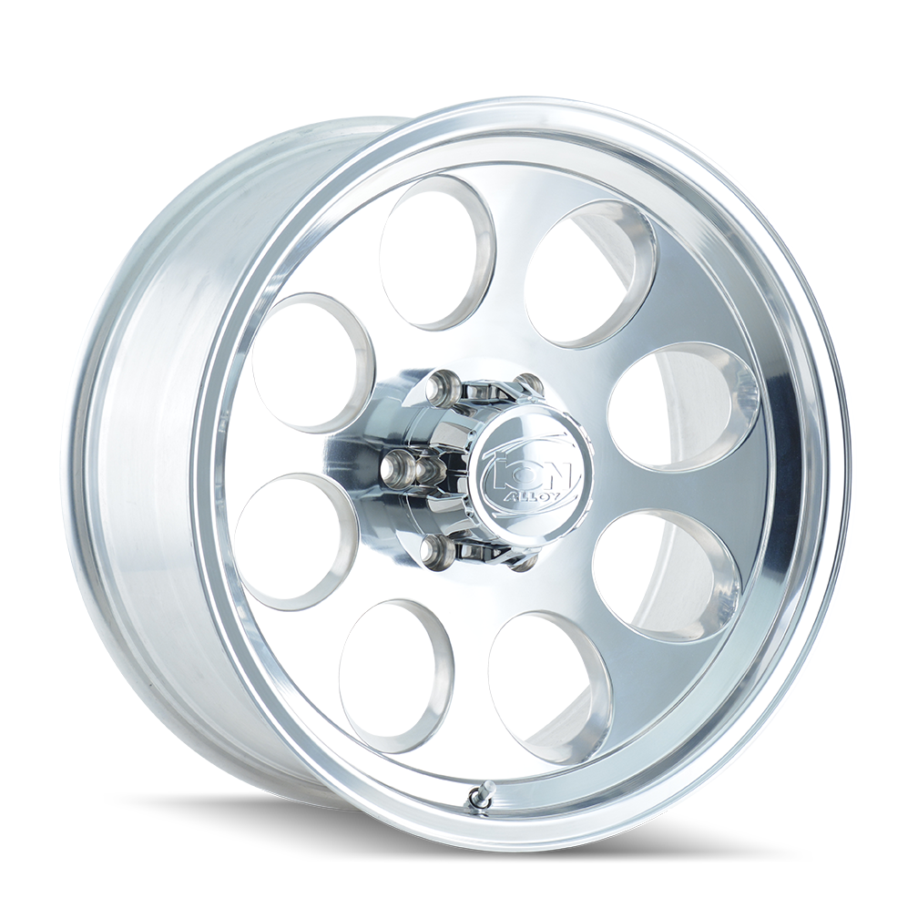 ION 171-5865P 171 (171) POLISHED 15X8 5-114.3 -27MM 83.82MM
