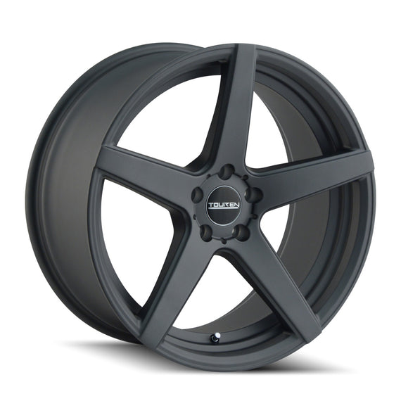 TOUREN 3220-2865MG30 TR20 (3220) MATTE GUNMETAL 20X8.5 5-114.3 30MM 72.62MM