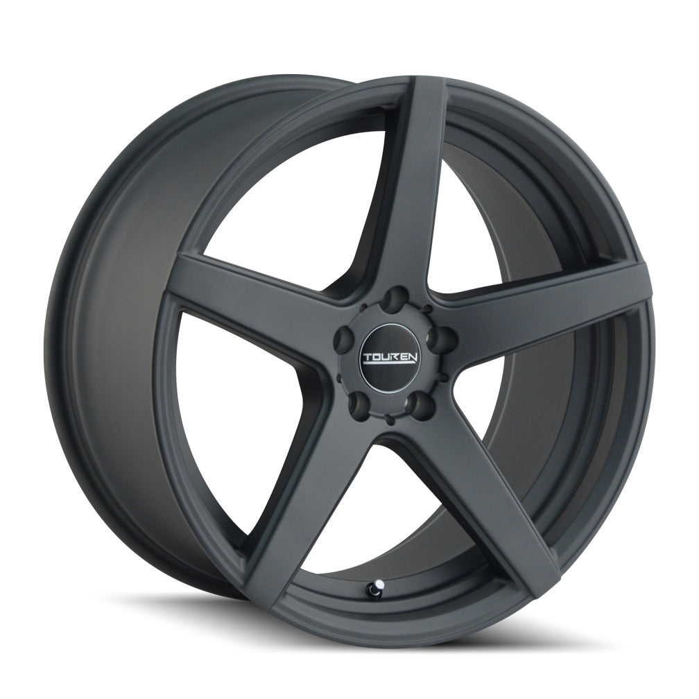 TOUREN 3220-8965MG35 TR20 (3220) MATTE GUNMETAL 18X9.5 5-114.3 35MM 72.62MM