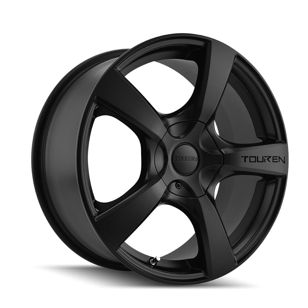 TOUREN 3190-2873MB TR9 (3190) MATTE BLACK 20X8.5 5-127 40MM 72.62MM