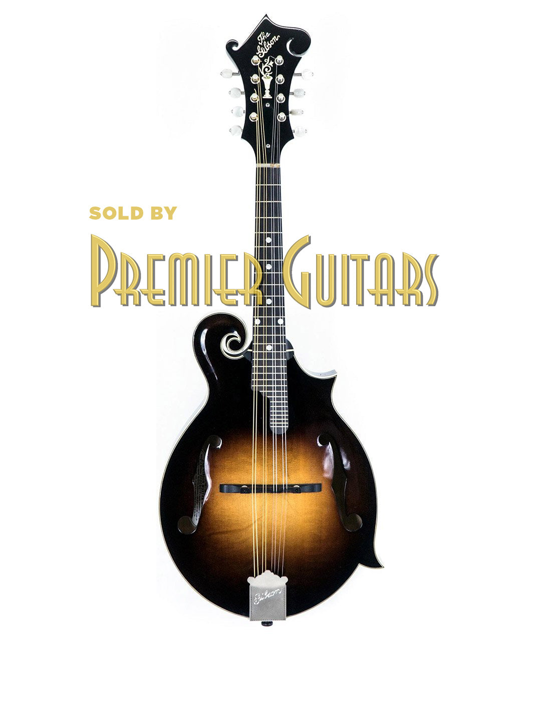 SOLD Gibson Master Model F-5G Mandolin - USA 2008 - $5,595.00