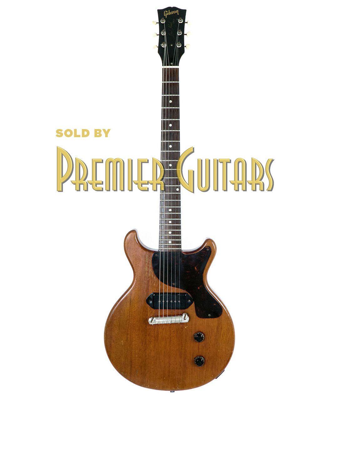 SOLD Vintage Gibson Les Paul Junior Double Cutaway – USA 1959 by Gibson - $9,995.00