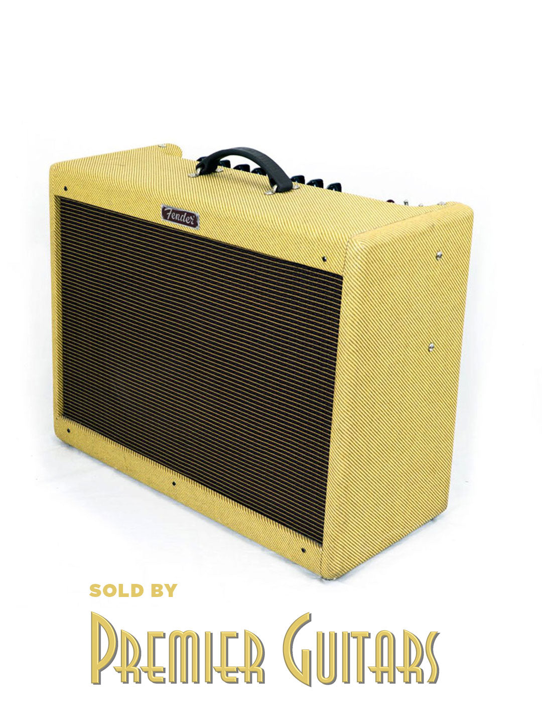 SOLD  Fender Blues Deluxe Combo Amp - Mexico 2008 - $895.00