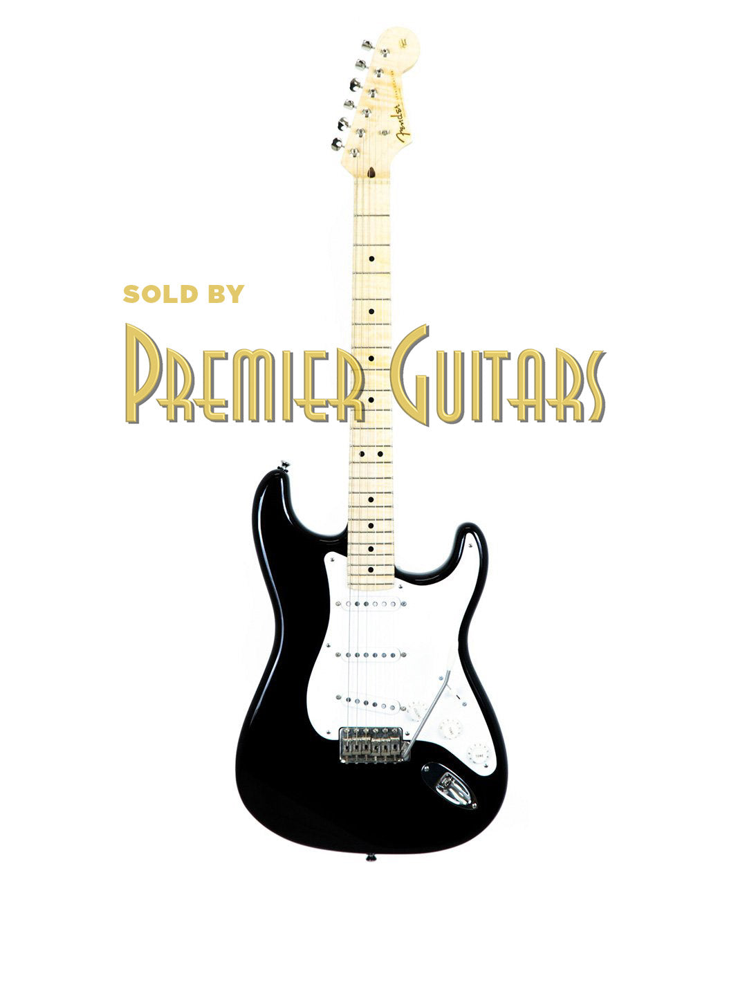 "SOLD Fender Eric Clapton ""Blackie"" Partscaster - USA 2016 - $1,595.00"
