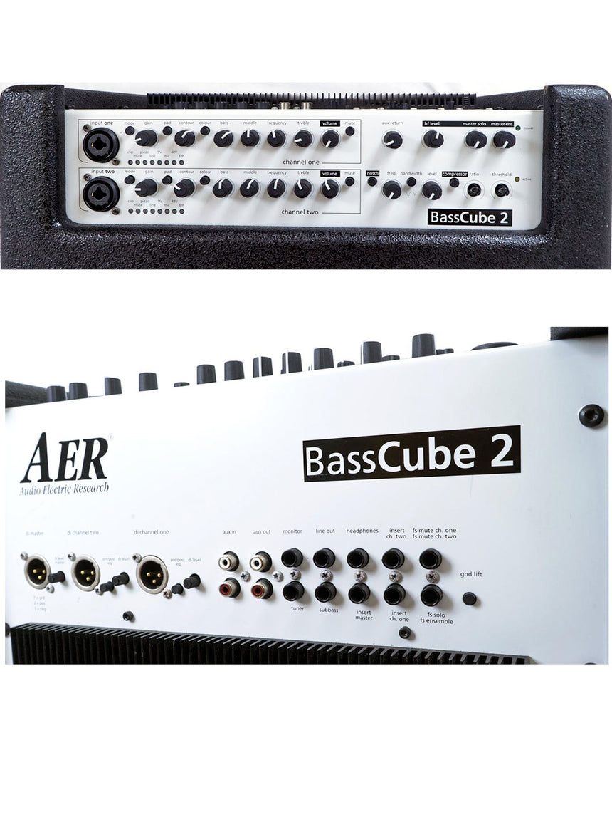 AER Bass Cube 2 – Germany 2013