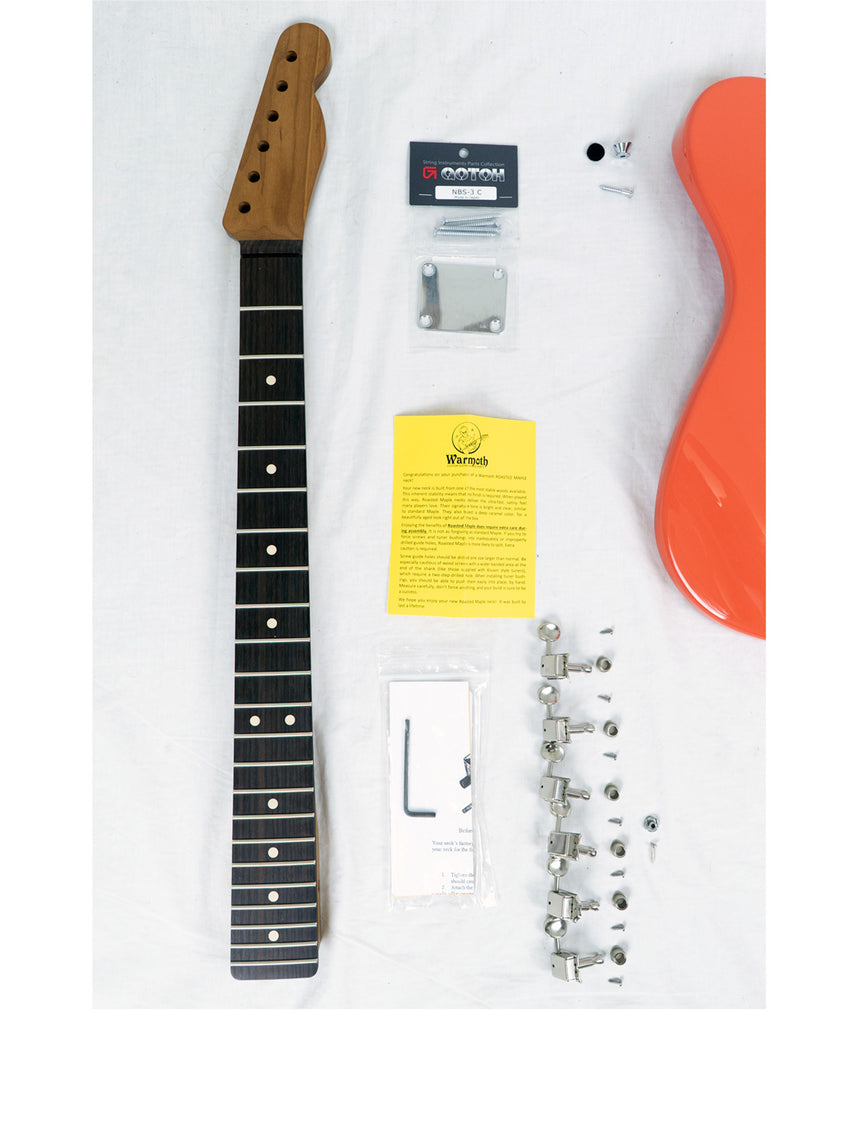 Warmoth Telecaster Project Kit – USA 2020