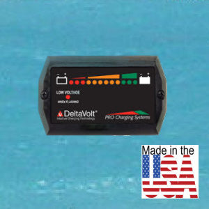48V Battery Power Gauge
