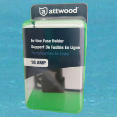 ATC 10 Amp In-Line Fuse Holder  - 16 AWG - Waterproof