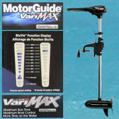"55 VariMAX  - 12V - 42"" Shaft - MotorGuide"