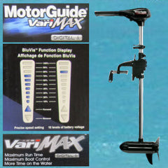 "40 VariMAX  - 12V - 36"" Shaft - MotorGuide"