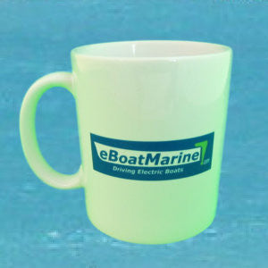 eBoat Mug Small Logo