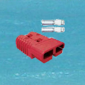 280 AMP 12-1/0 /2 AWG Red Connector