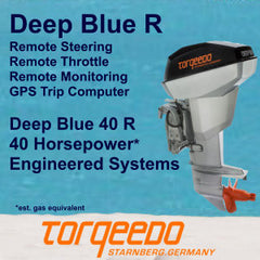 Deep Blue 40 R - Long
