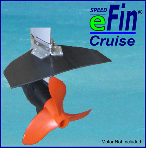 Speed-eFin CruiseX