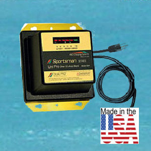1 Bank - 12V Sportsman Series Battery Charger