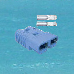 120 AMP 16-6 /2 AWG Blue Connector