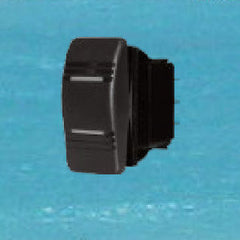 Rocker Switch Dual Lighted - Constant On / Constant Off / Constant On