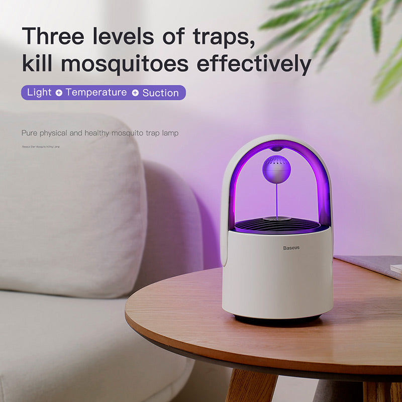 Baseus Star Mosquito Killing Lamp(CN) White