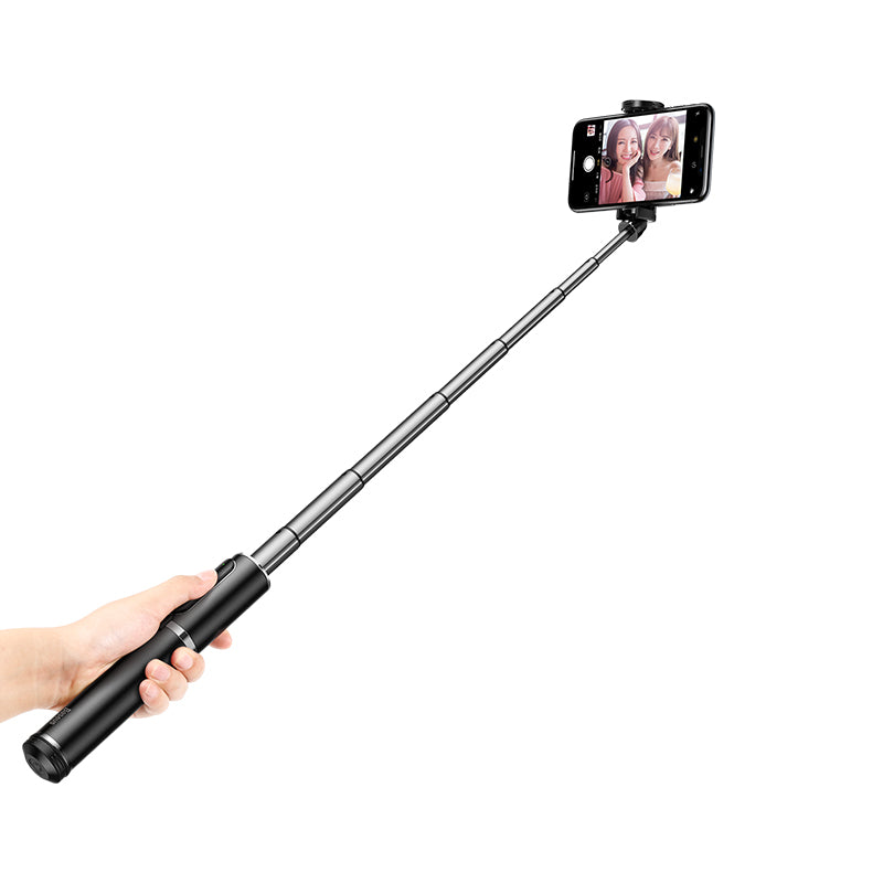 Baseus Fully Folding Selfie Stick Black+sliver
