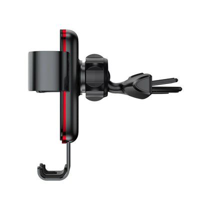 Baseus Metal Age Gravity Car Mount (CD Version) Black