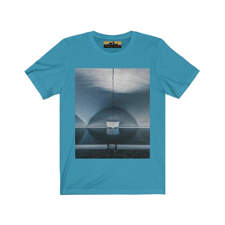 Men's Jersey Short Sleeve Pittsburgh Point State Park Tee - Pittsburgh Creations