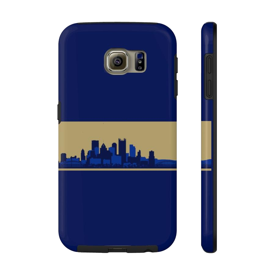 Pitt University Color Variant Tough Phone Cases - Pittsburgh Creations