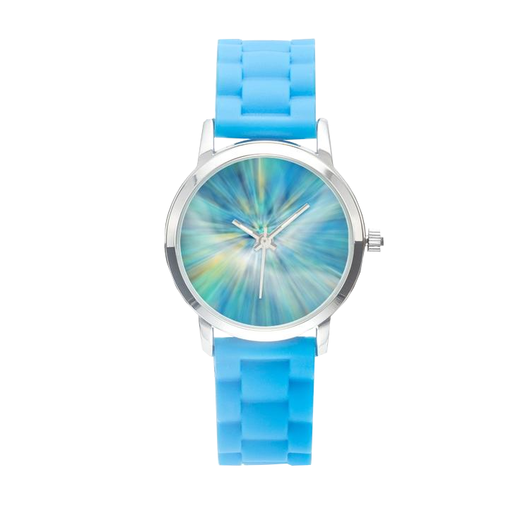 Women's Blurred Pittsburgh Map Watch - Pittsburgh Creations