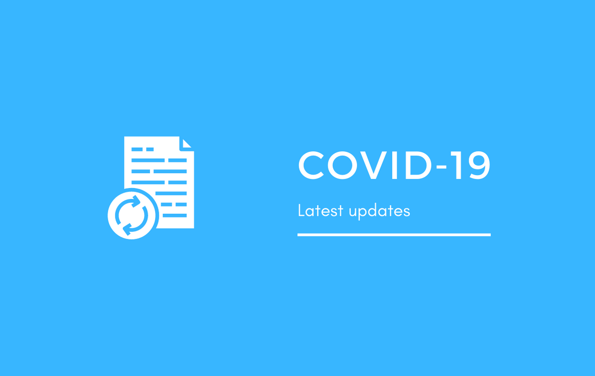A COVID-19 update from Cocksox