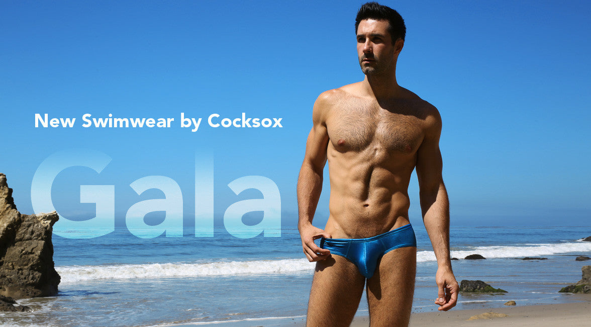 Link to Cocksox swimwear collection