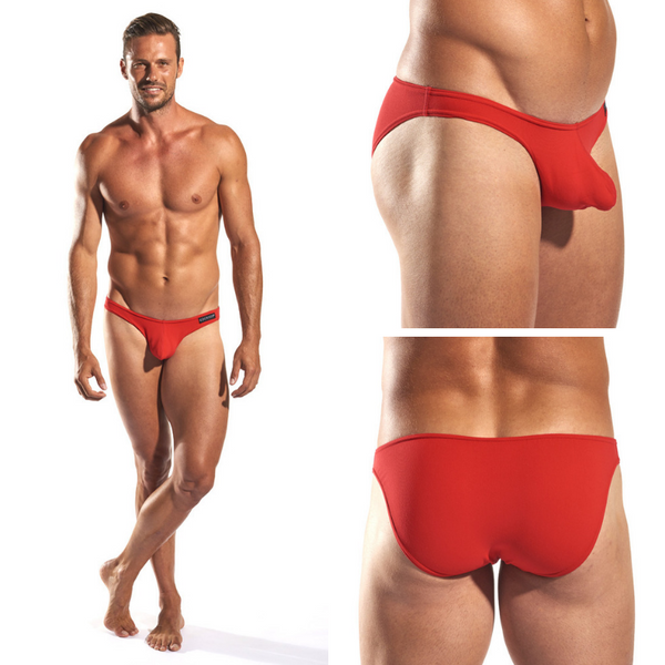 Catalogue images of the Cocksox CX01 underwear brief