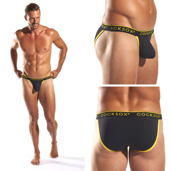 Catalogue images of the Cocksox CX16 Men's Underwear Bikini Brief