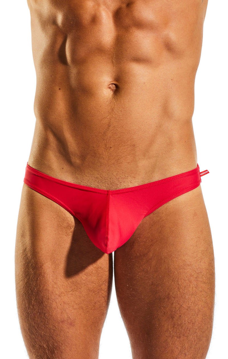 Cocksox CX02 Swimwear Brief in Watermelon front body image