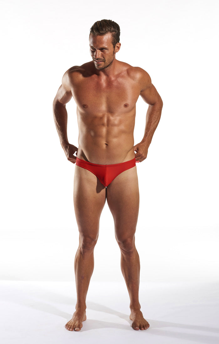 CX04 Drawstring Swim Brief