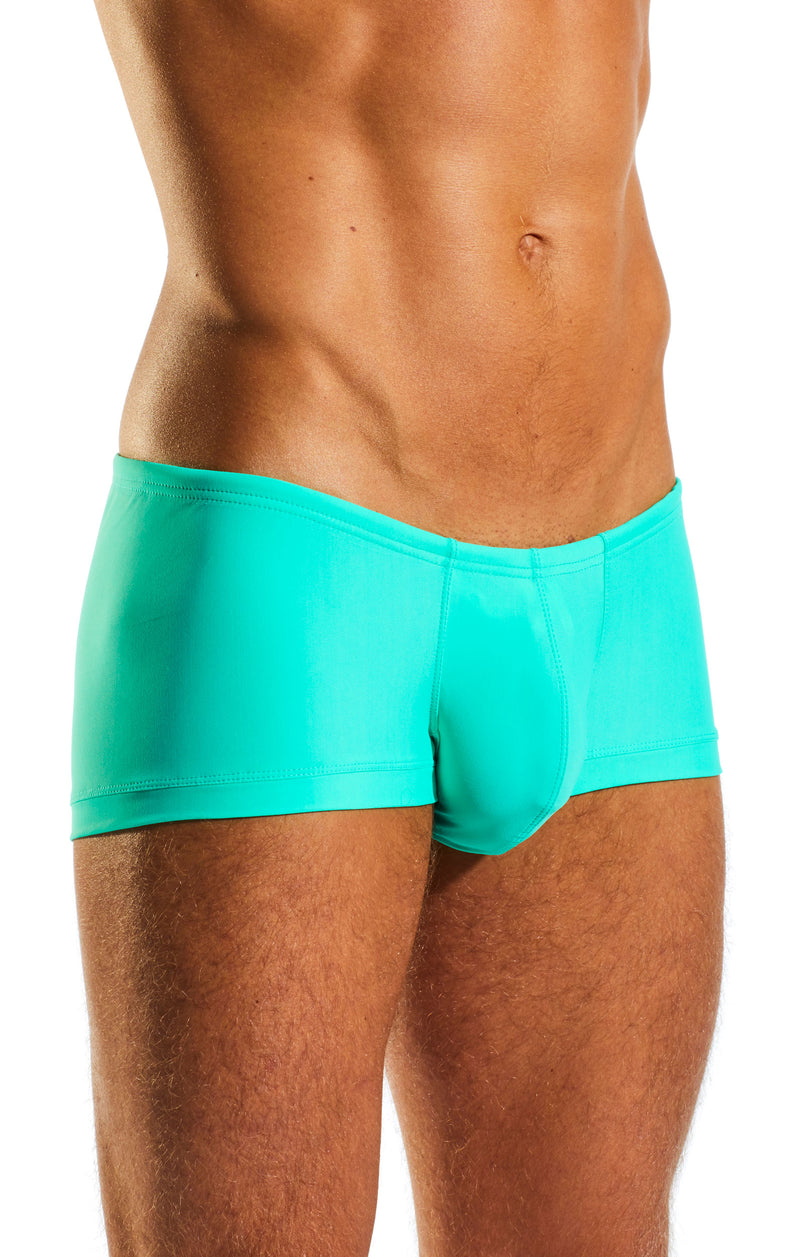 Cocksox CX08 Swimwear Trunk in Malta side body image