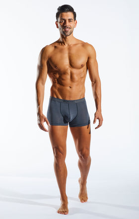 Cocksox CX12PRO Underwear Boxer in Banker full body image