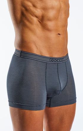 Cocksox CX12PRO Underwear Boxer in Banker side body image