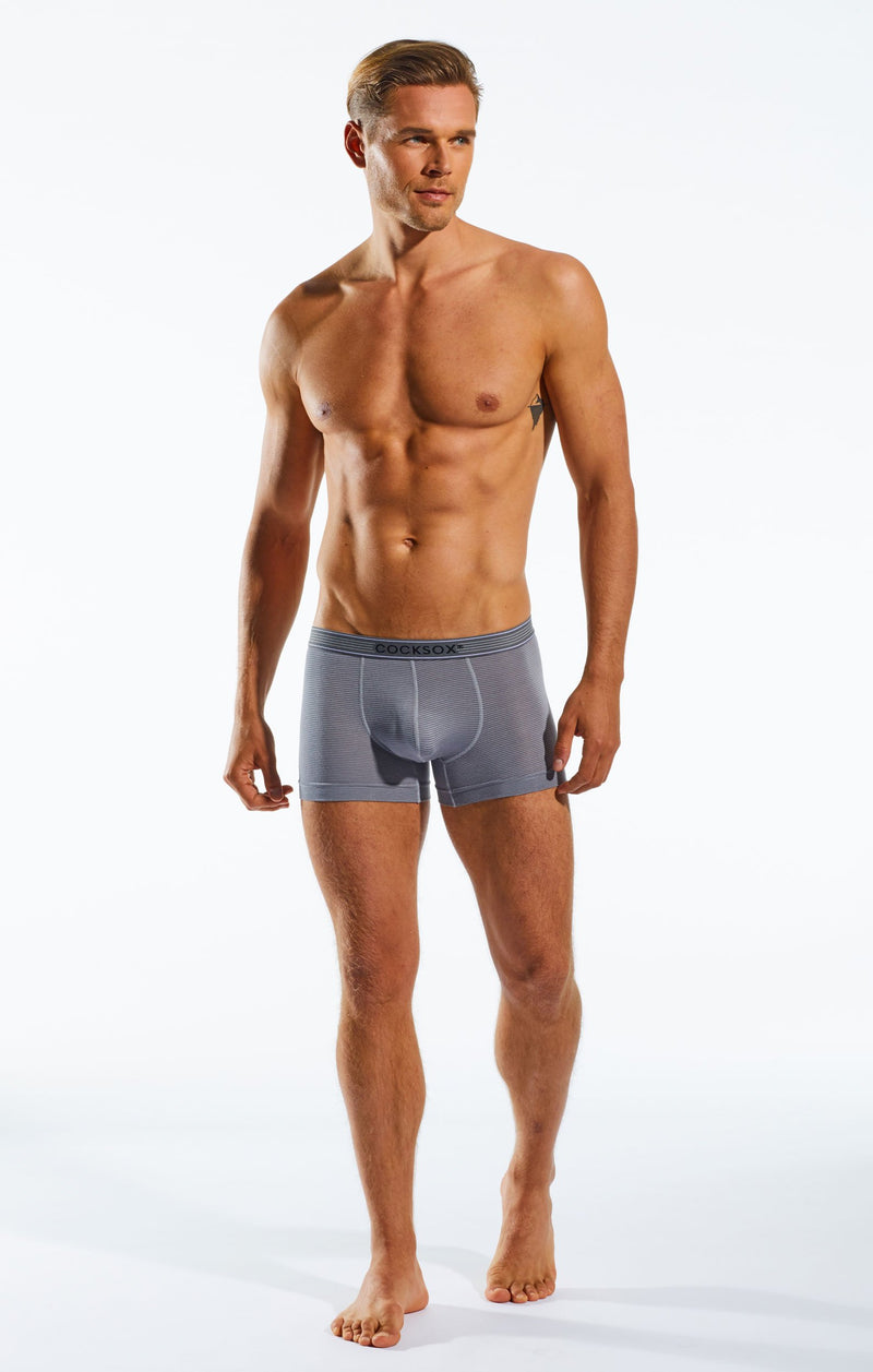 Cocksox CX12PRO Underwear Boxer in Designer full body image